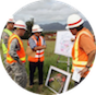 Critical path integrated services by Real-Time Construction